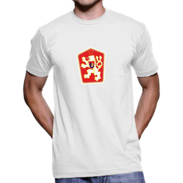 012 Tričko BA národní RETRO ČSSR white  0f883f6a32