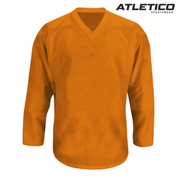 Atletico - Hokejový dres Camp AT žlutý