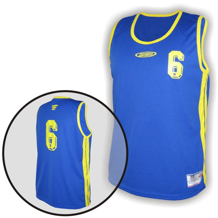Atletico - Basketbalový dres CHICAGO muži