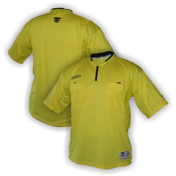Atletico - Dres rozhodčí DECENT žlutý