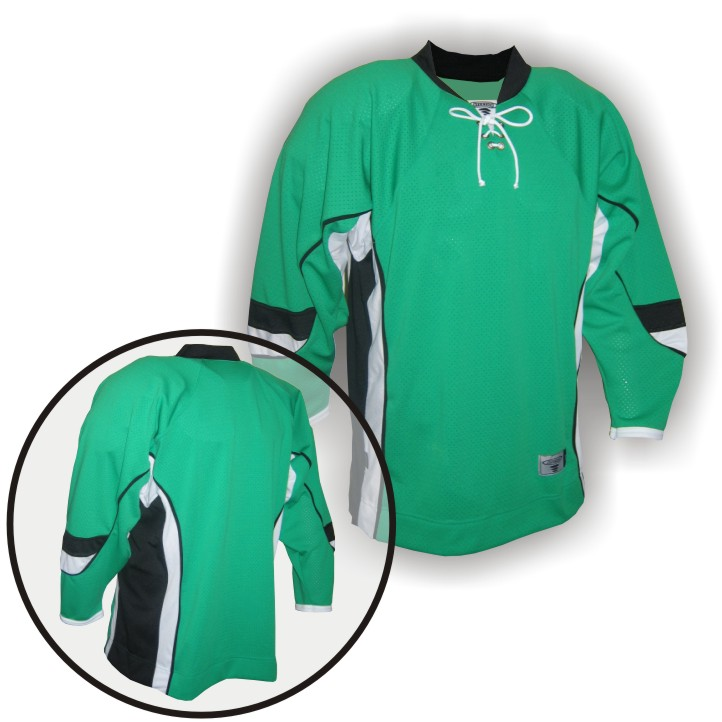 Atletico - Hokejový dres ALLSTARS zelený