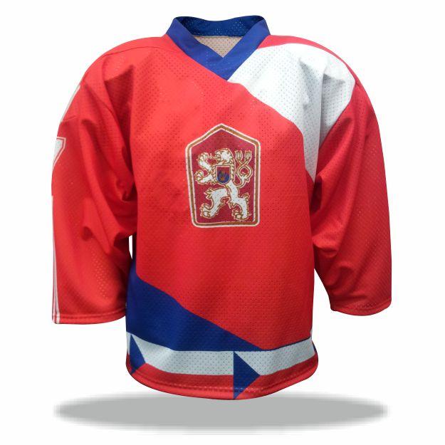 Atletico - Retro dres ČSSR 1986 červený S