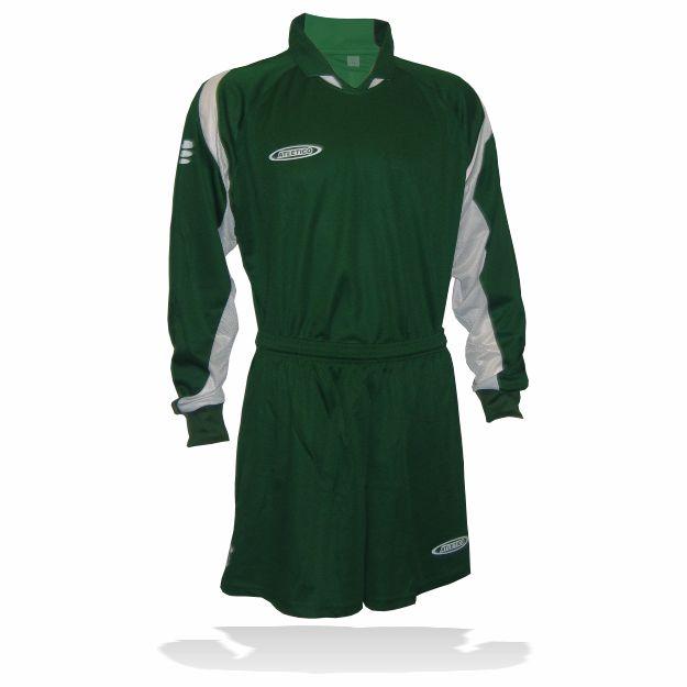 Atletico - Set FRANCE zeleno-bílý S 15ks