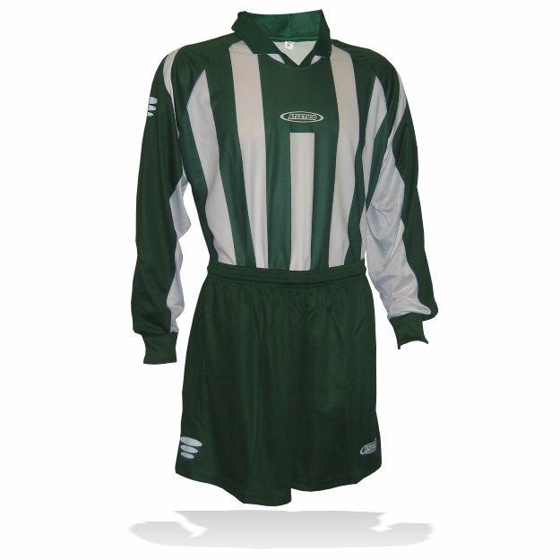 Atletico - Set INTER zeleno-bílý M 11ks