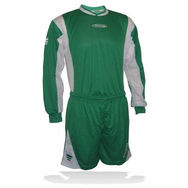 Atletico - Set PAKO zeleno-bílý XXL 9ks