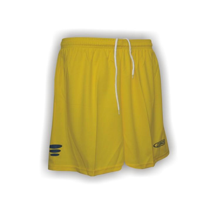 Atletico - Trenýrky RAINBOW žluté - sada 5ks